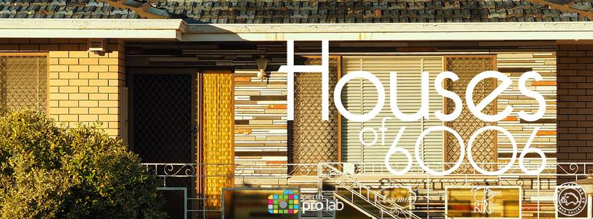 Houses of 6006 – Photography Exhibition by Brad Serls