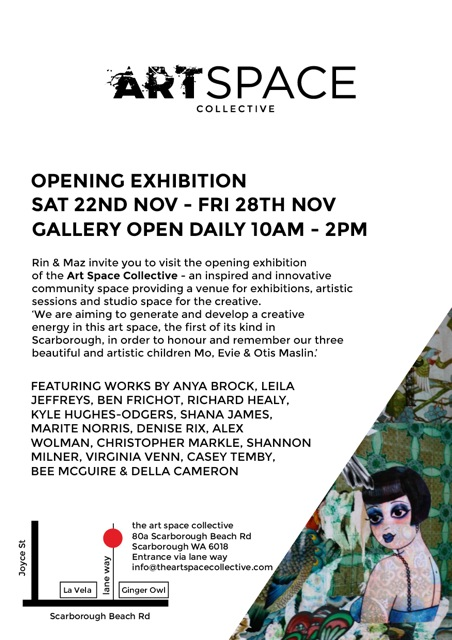 Art Space Collective Exhibition
